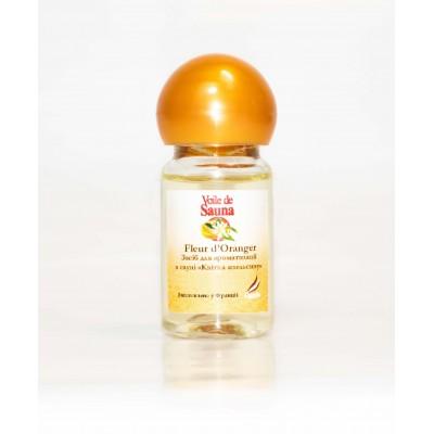 "Ароматизатор для сауни Camylle Voile de Sauna ""Квітка апельсина"" 10 мл"