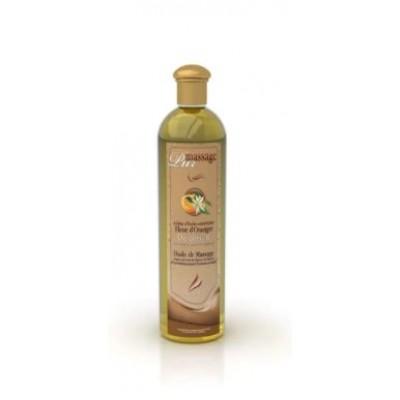 """Олія для масажу Camylle Pur Massage  """"Квіти апельсину"""" 250мл (PMFO025)"""