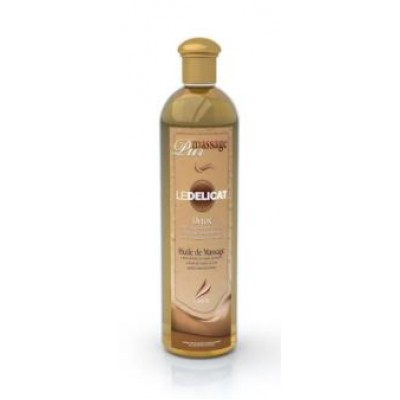 """Олія для масажу Camylle Pur Massage  """"Делікатна"""" 250мл (PMDE025)"""