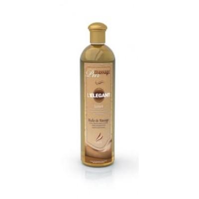 """Олія для масажу Camylle Pur Massage  """"Елегантна"""" 250мл (PMEG025)"""