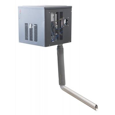 Льодогенератор для саун і СПА зон E-Cool Wall B + Sensor