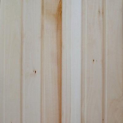 Вагонка липа другий сорт 45 х 15 мм