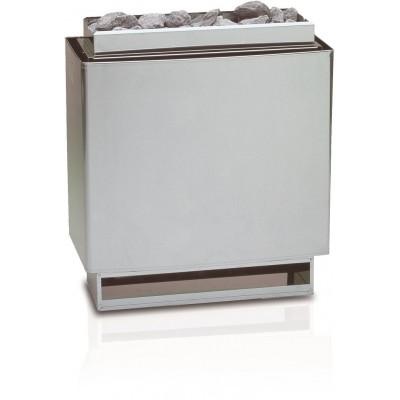 Електрична піч для сауни P1(нержавіюча сталь) (7,5-12 кВт) (підлогове виконання)