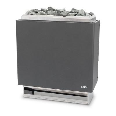 Електрична піч для сауни P1+ (графіт з перламутровим ефектом) (10,5-15 кВт) (підлогове виконання)