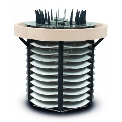 Електрична піч для сауни Shark (12-24 кВт) (підлогове виконання) без огорожі