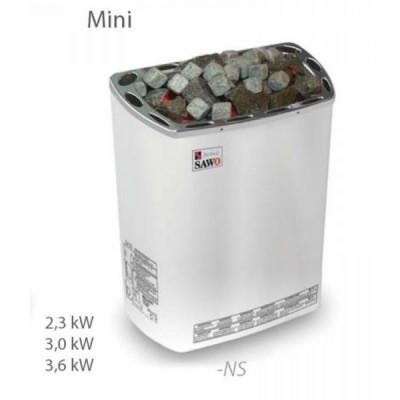 Електрокам'янка SAWO MINI MN-36NS купити в інтернет-магазині