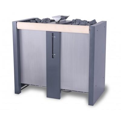 Електрична піч для сауни Herkules XL S120 Vapor (18-30 кВт) (підлогове виконання)