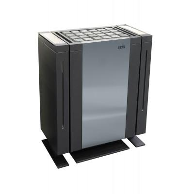 Електрична піч для сауни Mythos S 35 CRS (7,5-9 кВт) (підлогове виконання)