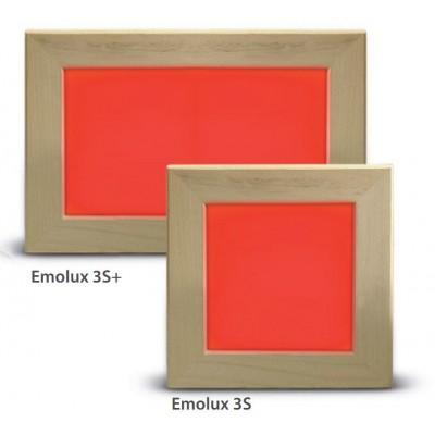 Світлодіодна кольоротерапія для сауни EOS Emolux 3S + осика, абаш + внесений ПУ
