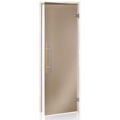Двері тоновані ANDRES PREMIUM, колір bronze