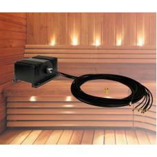 Комплект освітлення для сауни з проектором Cariitti VPL25 - E161 (IP55)