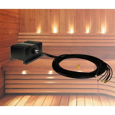 ККомплект освітлення для сауни з проектором Cariitti VPL25 - E161 (IP55)