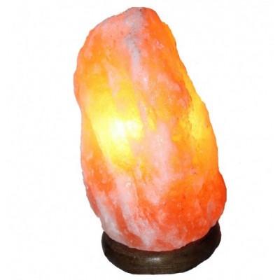 Гімалайська рожева сіль Світильник Скала 11-14 кг