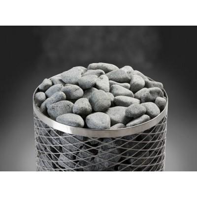Камінь для сауни Олівіновий діабаз круглий, >10 см