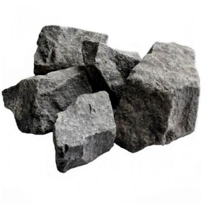 Камінь для сауни Базальт, колотий середній